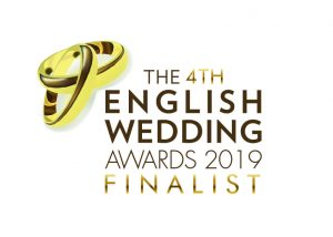 We are absolutely thrilled to be a finalist in this years English Wedding Awards.