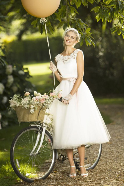 Wedding Gowns - T-Length