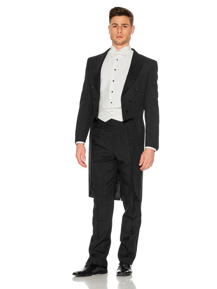 Evening Suit Tuxedo Hire Worcestershire
